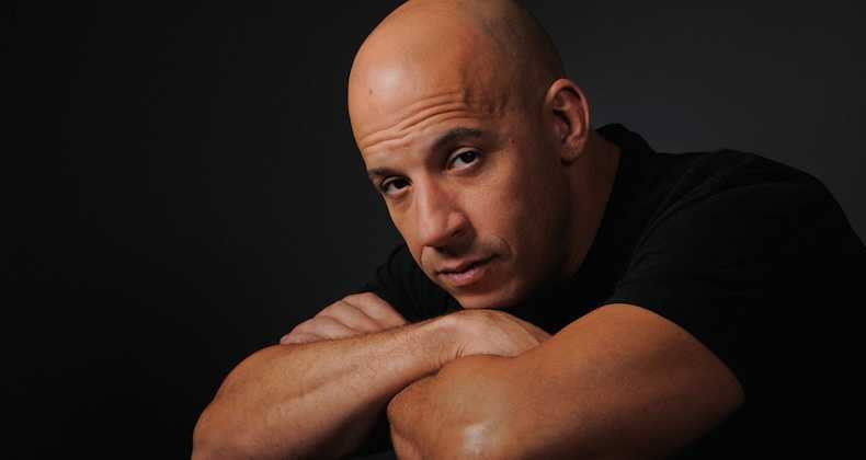 Vin Diesel and Joomla?