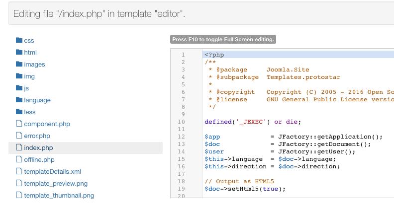 Brian Teeman - Simplifying Joomla Content Editing - Part 1