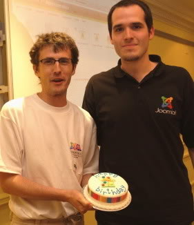 happy birthday joomla