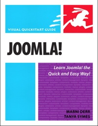 joomla visual quickstart guide book
